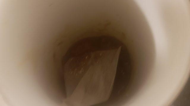 梅醤番茶調理前