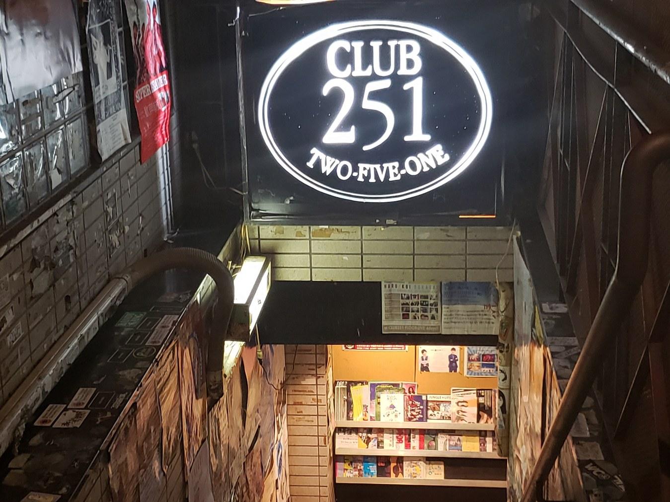 下北沢Club 251
